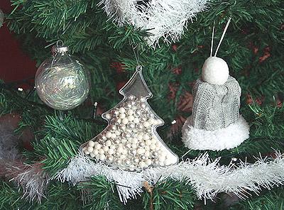 Boite Sapin décoration Sapin Noël