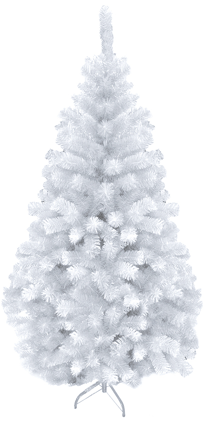 le sapin de noel artificiel blanc 1m80 luxe avec pied noel. Black Bedroom Furniture Sets. Home Design Ideas