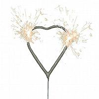 photosproduitscierge magique forme coeur jpg - Cierge Magique Mariage