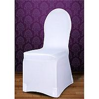 la housse de chaise en tissu extensible adaptable noel. Black Bedroom Furniture Sets. Home Design Ideas